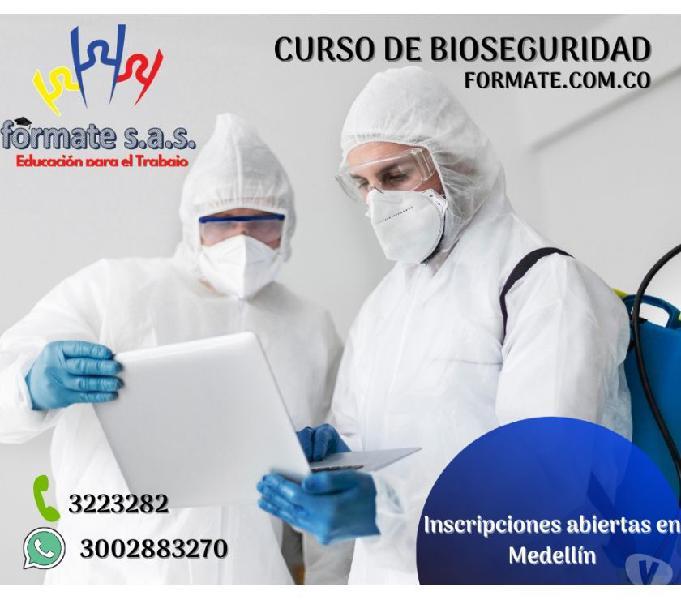 Curso de bioseguridad