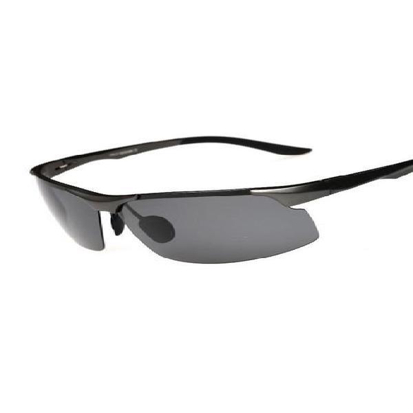 Gafas sol hombres polarizadas deportivas 8003 negro