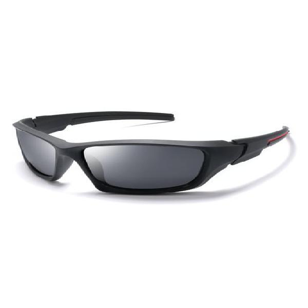 Gafas sol polarizadas hombre deportivas uv400 1031 negro