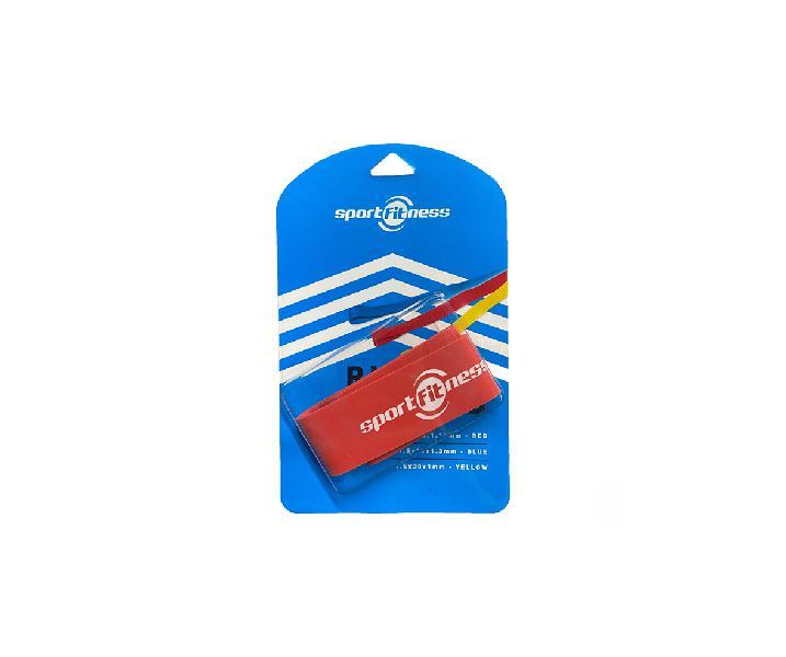 Banda elástica Roja SportFitness