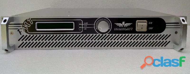transmisor fm radio emisora