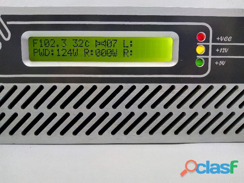 transmisor fm radio emisora 5