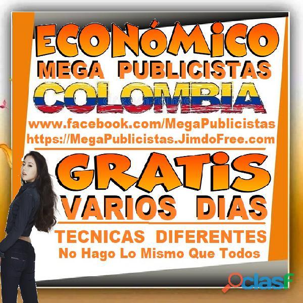 ⭐ GRATIS, Mega Publicistas SINCEJEJO, Super Publicista, Ultra Agencia Publicidad, Marketing, Mercade