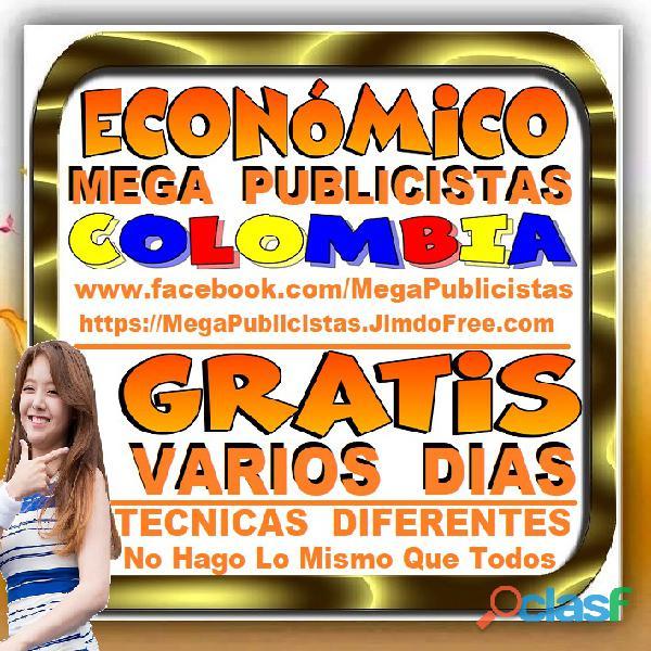 ⭐ GRATIS, Mega Publicistas SINCEJEJO, Super Publicista, Ultra Agencia Publicidad, Marketing, Mercade 4