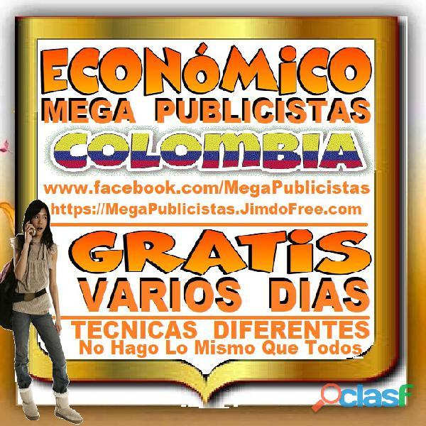 ⭐ GRATIS, Mega Publicistas SINCEJEJO, Super Publicista, Ultra Agencia Publicidad, Marketing, Mercade 5