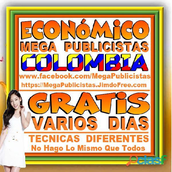 ⭐ GRATIS, Mega Publicistas SINCEJEJO, Super Publicista, Ultra Agencia Publicidad, Marketing, Mercade 3