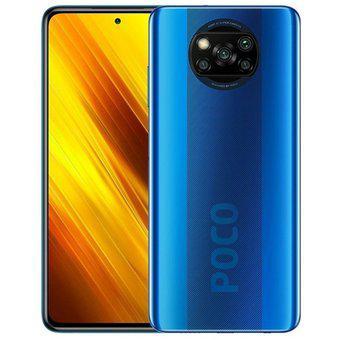 Celular Poco X3 128GB 6 GB Azul