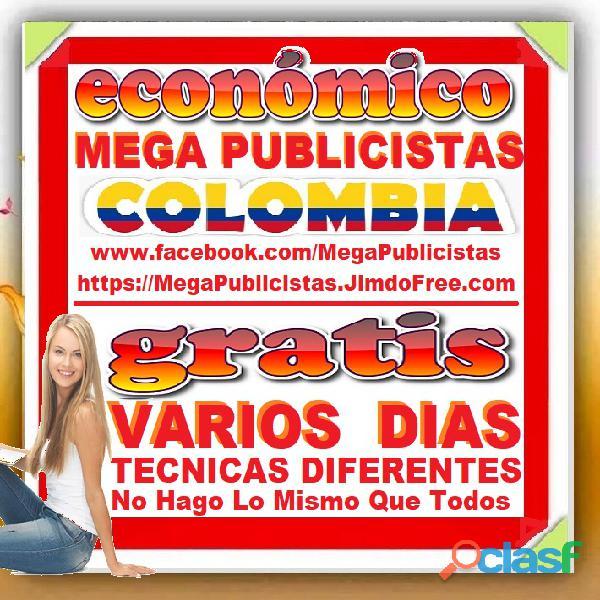 ⭐ GRATIS, Mega Publicistas ARMENIA, Super Publicista, Ultra Agencia Publicidad, Marketing, Mercadeo,
