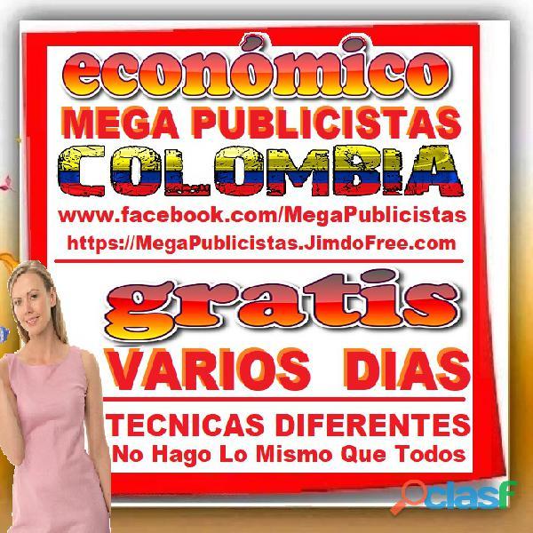 ⭐ GRATIS, Mega Publicistas ARMENIA, Super Publicista, Ultra Agencia Publicidad, Marketing, Mercadeo, 5