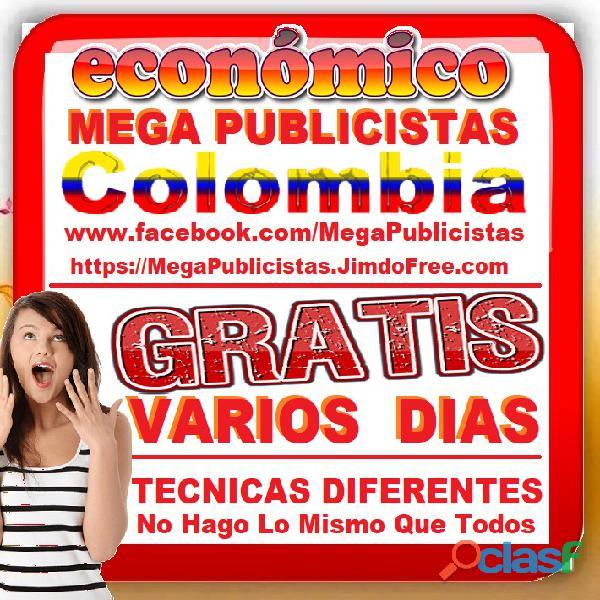 ⭐ GRATIS, Mega Publicistas ARMENIA, Super Publicista, Ultra Agencia Publicidad, Marketing, Mercadeo, 1