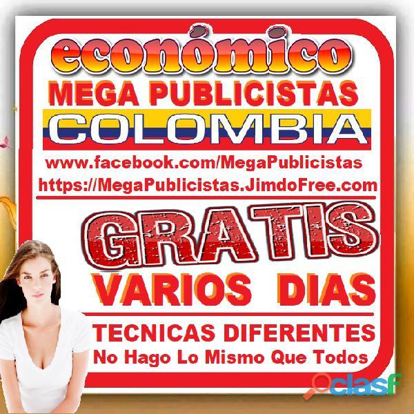 ⭐ GRATIS, Mega Publicistas ARMENIA, Super Publicista, Ultra Agencia Publicidad, Marketing, Mercadeo, 2