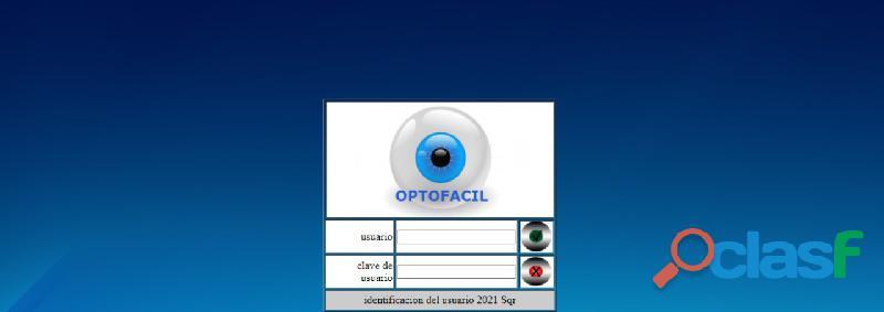 Software para ópticas