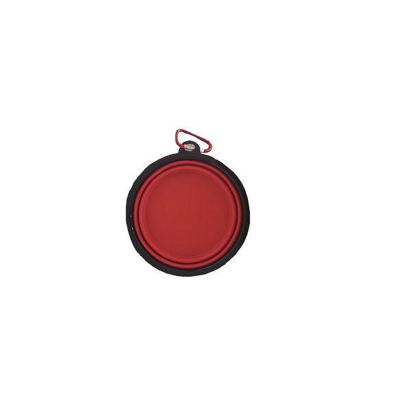 Bowl en silicona grande 17.5cm rojo