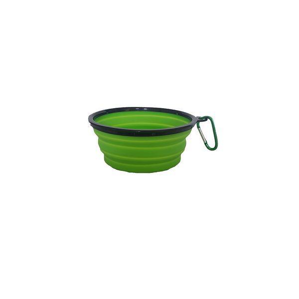Bowl en silicona grande 17.5cm verde