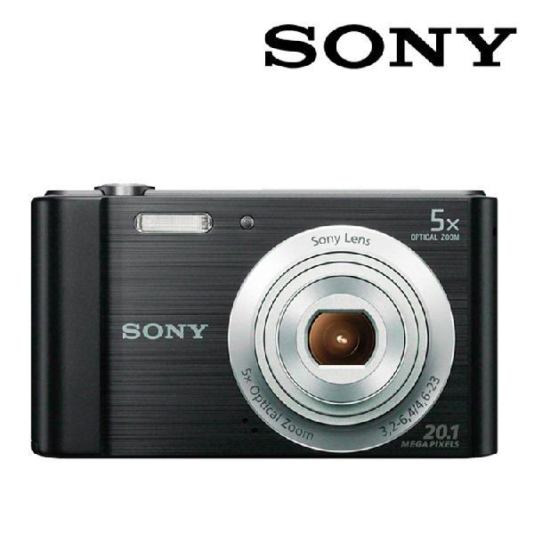 Camara fotográfica sony compacta w800 negro
