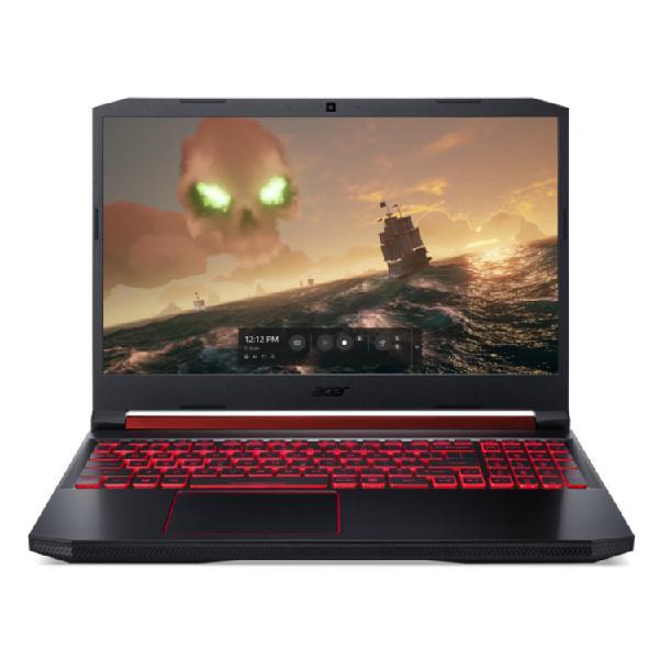 Computador portátil gamer acer 15.6 pulgadas an515-54-53gz