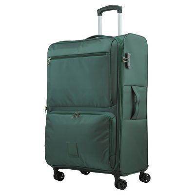 Lugano maleta de viaje grande blanda lugano chick chack