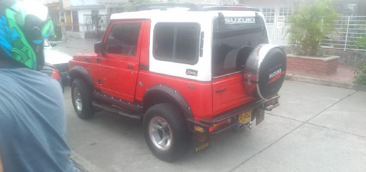 Se vende campero suzuki sj410 modelo 1982
