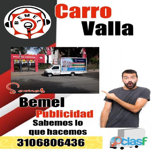 BOGOTA CARRO VALLA