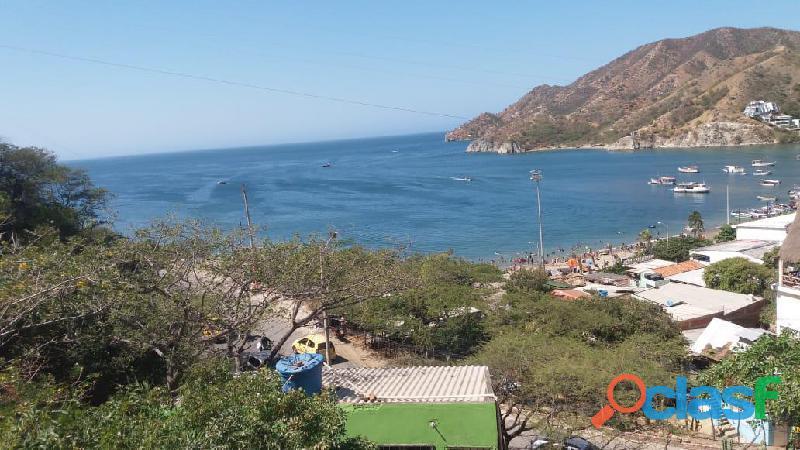 Casa con Vista al Mar en Taganga, Santa Marta