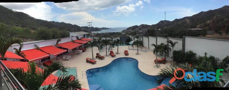 Hotel Boutique con Vista al Mar en Taganga, Santa Marta