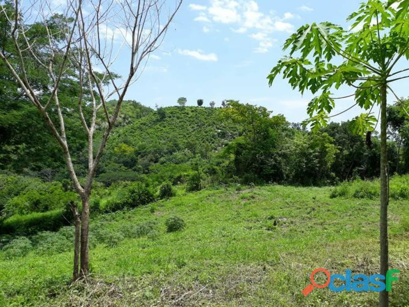 Terreno con Río en Bonda, Santa Marta