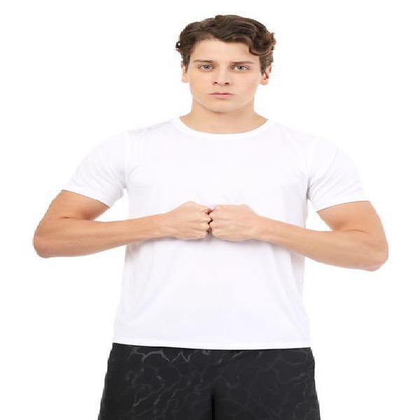 Camiseta deportiva fast dry blanca manpotsherd
