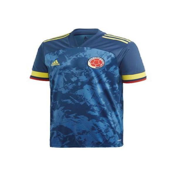 Camiseta oficial hombre selección colombia 2019 visitante