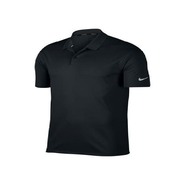 Camiseta polo nike dri-fit victory-negro