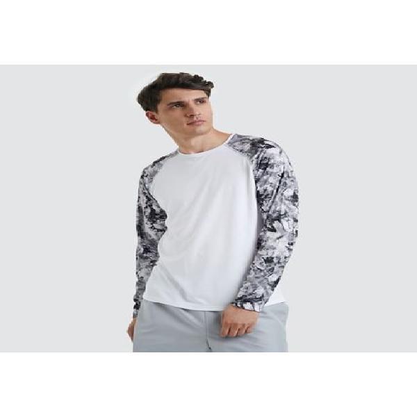 Camiseta sport hombre m/l
