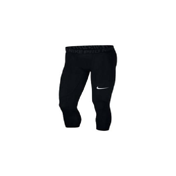 Pantalonetas de hombre m np tght 3qt nike negro