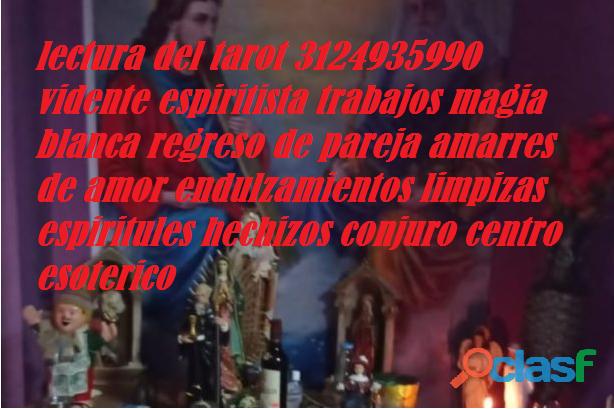 Lectura del tarot en bucaramanga 3124935990 maestra de magia blanca