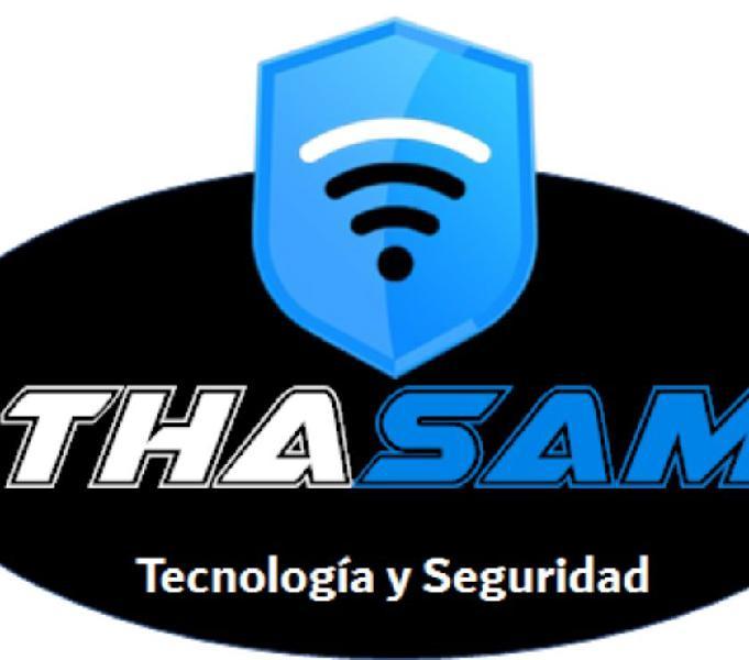 Thasam tecnología y seguridad - telefonia ip - diseño web