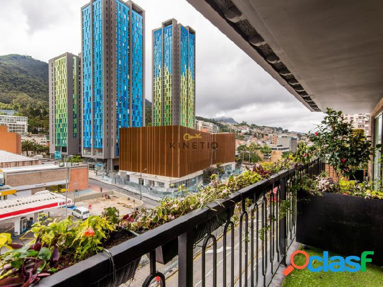Hotel Boutique Contemporáneo en el Centro de Bogotá