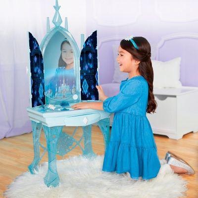 Frozen frozen 2 tocador encantado de elsa luces y sonido