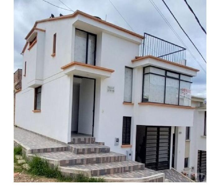 Inmobiliaria m&m profesional, vende bonita casa $ 180 millon