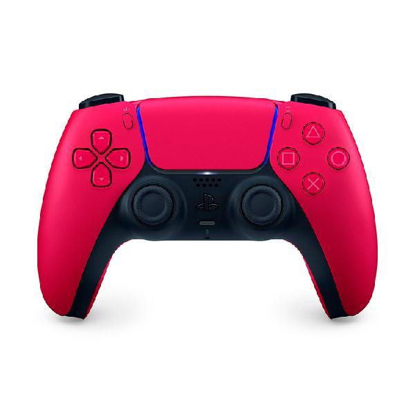 Control PLAYSTATION PS5 DualSense Negro Rojo