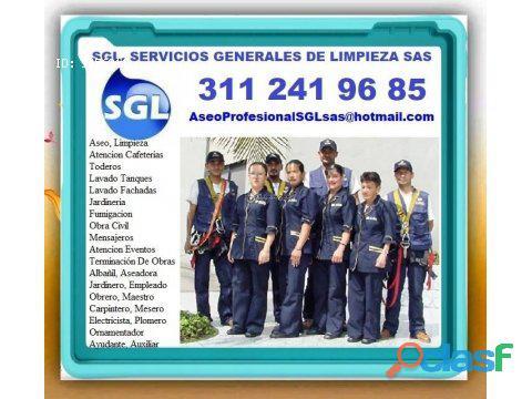 Empresa de servicios generales sgl sas