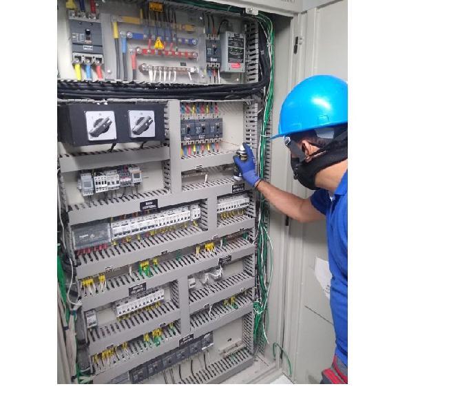 Obra civil electricidad metalmecánica servicios mobiliarios