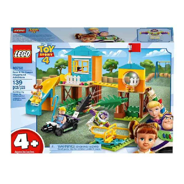 LEGO® Jr. Toy Story 4 - Aventura en el Parque de Juegos de
