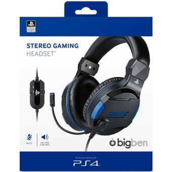 Auriculares PS4OFHEADSETV3