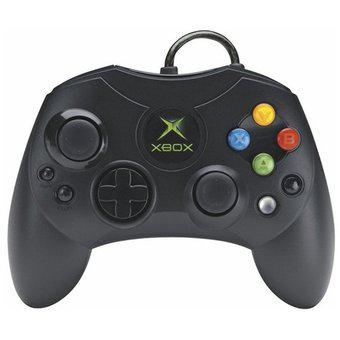 Control De Xbox Clásico Negro Consola Caja Negra