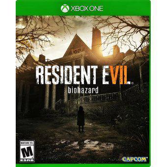 Resident Evil 7 Xbox One Fisico
