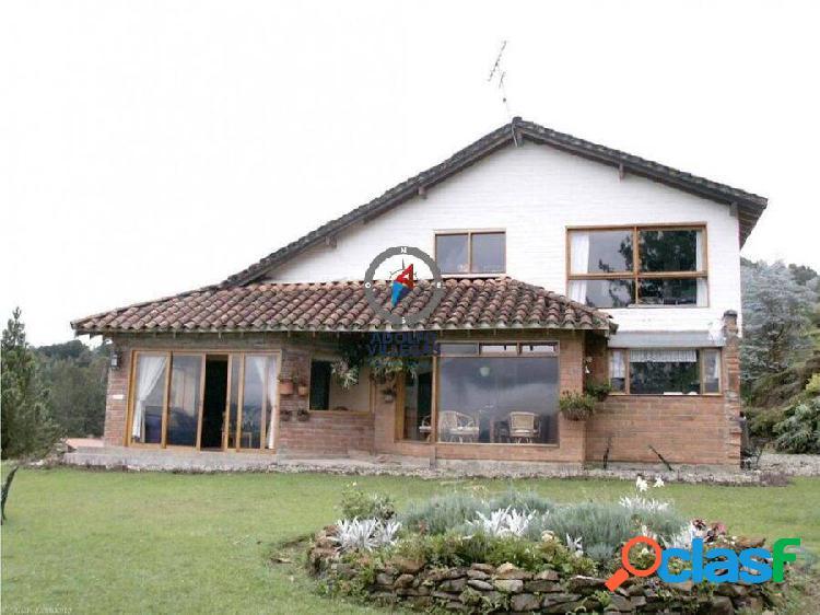 Casa finca para venta en parcelacion de el retiro 3916
