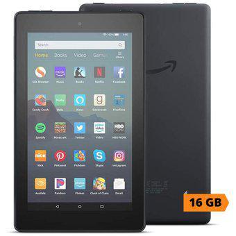 Amazon Tablet Fire 7 - Ideal Para Niños - 16 Gb Alexa -
