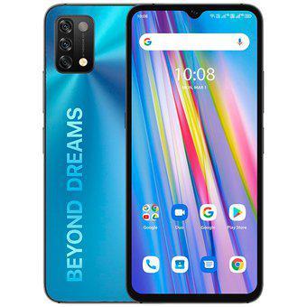 Celular Umidigi A11 128GB 4GB Azul