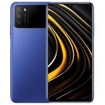 Celular Xiaomi Poco M3 128GB 4RAM Azul