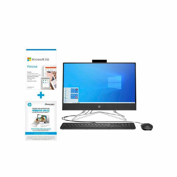 """Computador All In One HP 21,5"""" Pulgadas 22-df0006la Intel"""