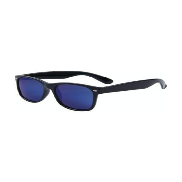 Gafas lentes sol clasicos uv400 merry's 683 negro azul