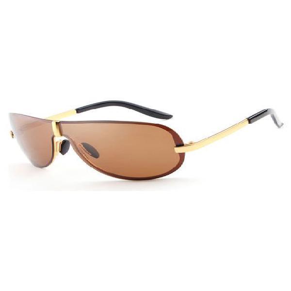 Gafas lentes sol polarizados hdcrafter 8490 marron